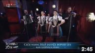 Ceče voda, Išlo dzifče popod ľes/live/,Slovensko 2014 Advent,RTVS,Bardejov,2.12.2014