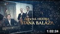 ĽH Stana Baláža – celá relácia (rozhovory) – Slovensko 2014 Advent, RTVS, Bardejov, 2.12.2014