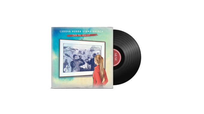 NOVINKA!!! - vyšlo nám naše prvé LP!!! Ahojte všetci! S veľkou radosťou Vám oznamujeme, že náš album ,,Jak śe mace